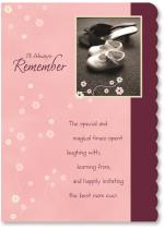 Baby Shoes Photo Inset