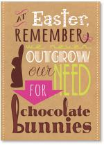 Chocolate At Easter
