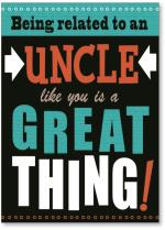 Uncle-Great thing!