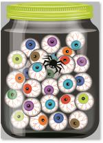Jar of eyeballs