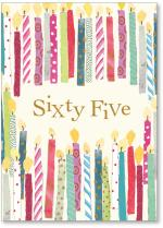 Sixty Five Candles