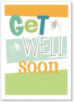 Get Well Soon - Text