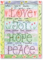 Love/Joy/Hope/Peace