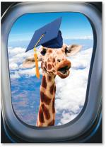 Giraffe grad reach new heights
