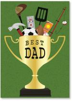 Best Dad Trophy