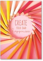 create happiness pencils