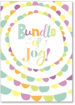 Circle design Bundle of Joy