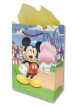 Disney-Mickey With Cotton Candy