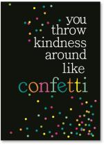 kindness confetti dots